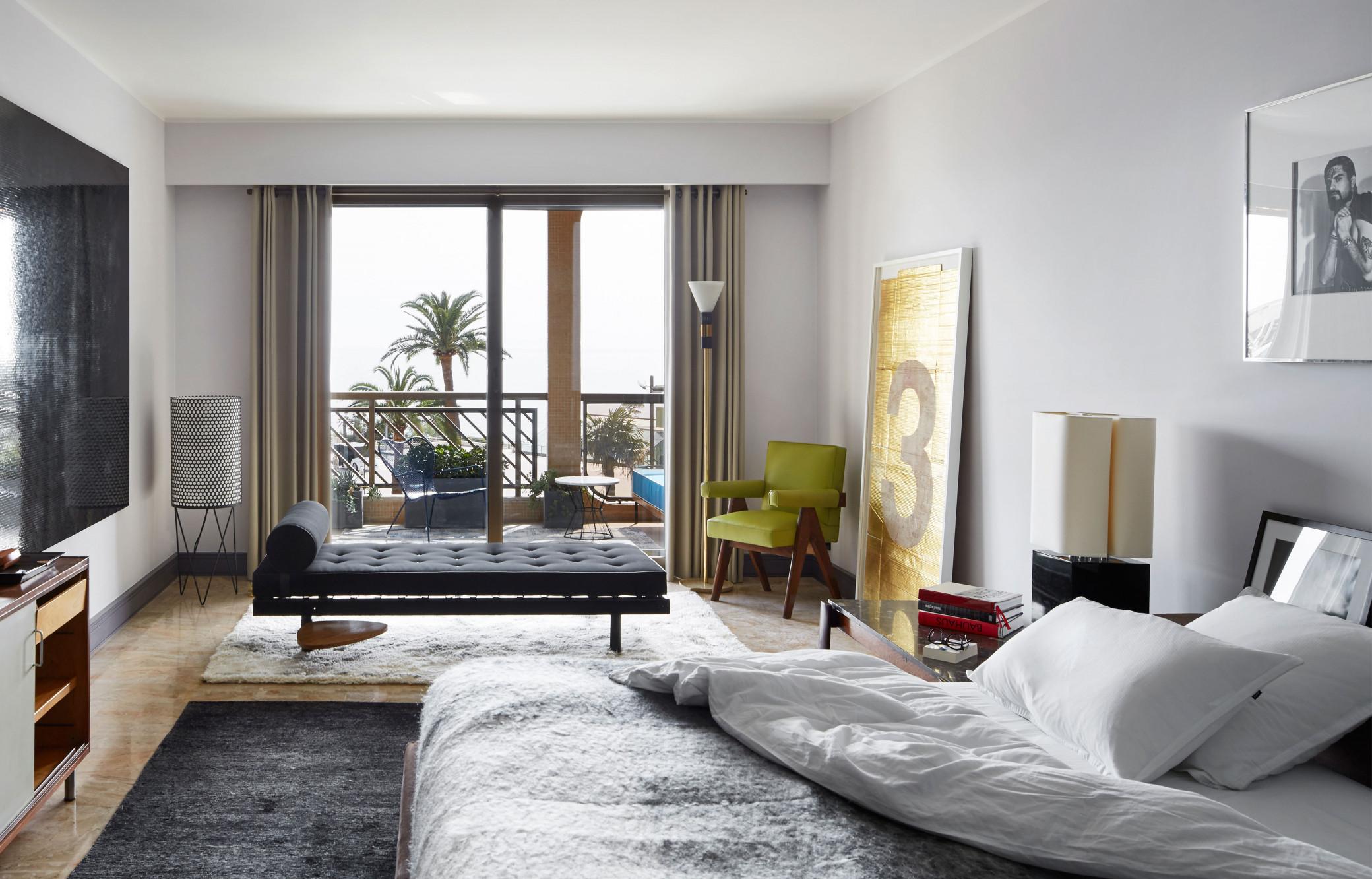monaco l esprit riviera selon humbert poyet. Black Bedroom Furniture Sets. Home Design Ideas