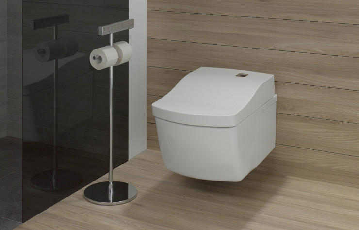 WC lavant « Neorest AC », Toto.