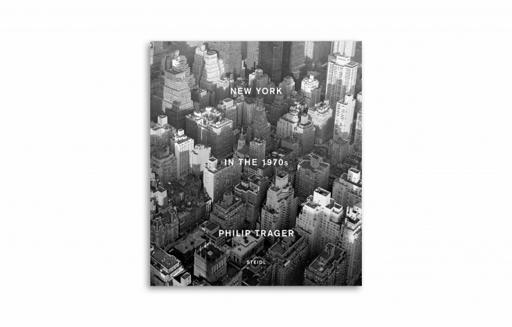 « New York in the 1970's », de Philip Trager, en anglais, Steidl, 112 pages.
