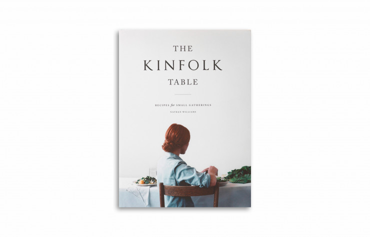 « The Kinfolk Table », déclinaison culinaire du magazine.