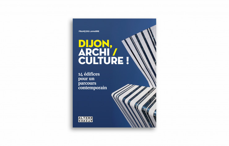 « Dijon, archi/culture ! », de François Lamarre, Alternatives, 14 modules dépliants.