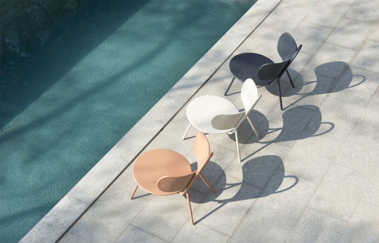 La collection swim-outdoor signée Margaux Keller pour Bibelo Design.