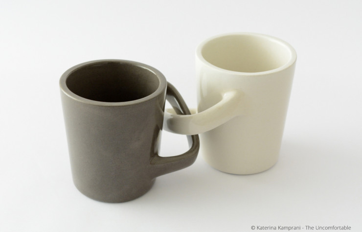 Tasses « Engagement Mugs ».