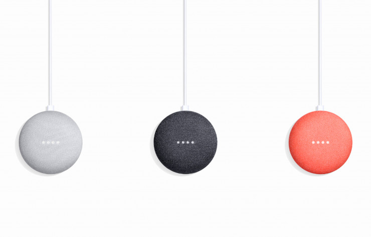 Google-Home-Mini-Chalk_-Charcoal_-Coral-