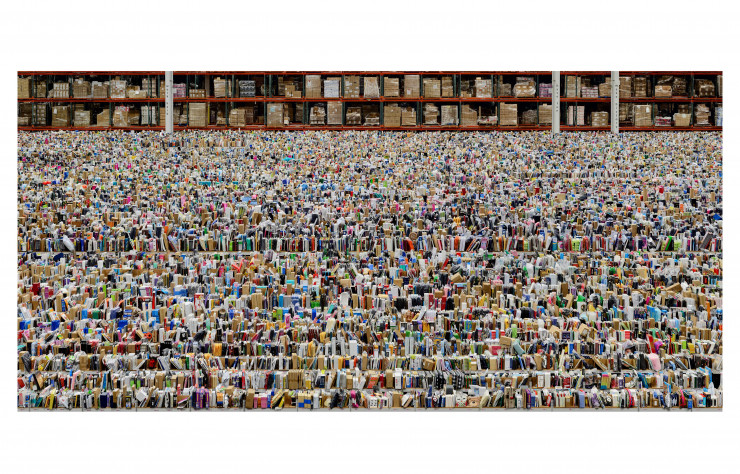 Amazon d'Andreas Gursky (2016).