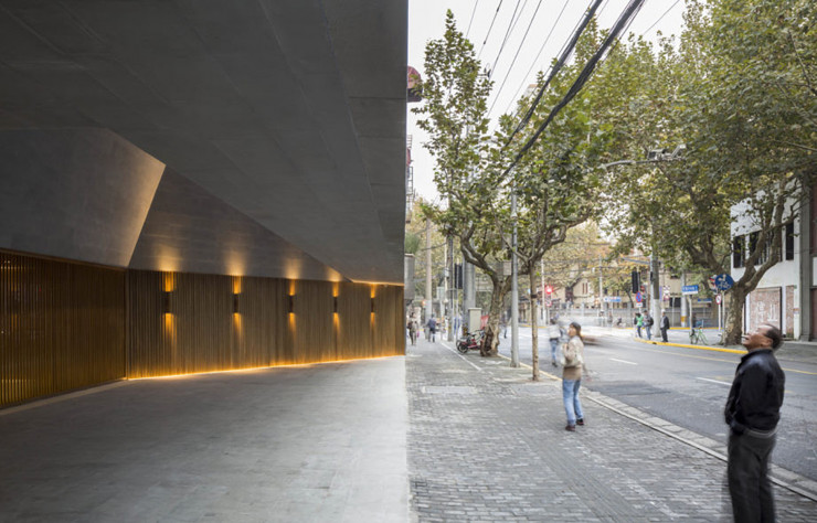 Lauréat du Government Interior of the Year, le New Shanghai Theatre conçu par Neri & Hu.