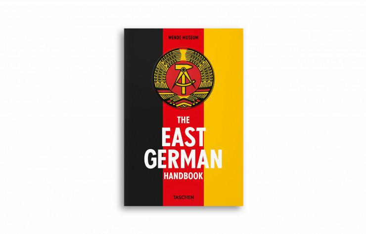 The East German Handbook, de Justinian Jampol, édition bilingue anglais/allemand, Taschen, 816 pages, 30 €.
