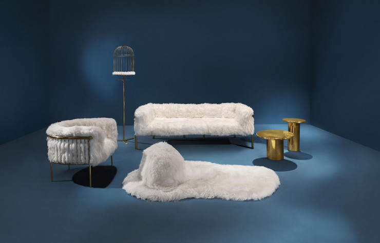 Collection « Snow White » du Artefatto Design Studio.