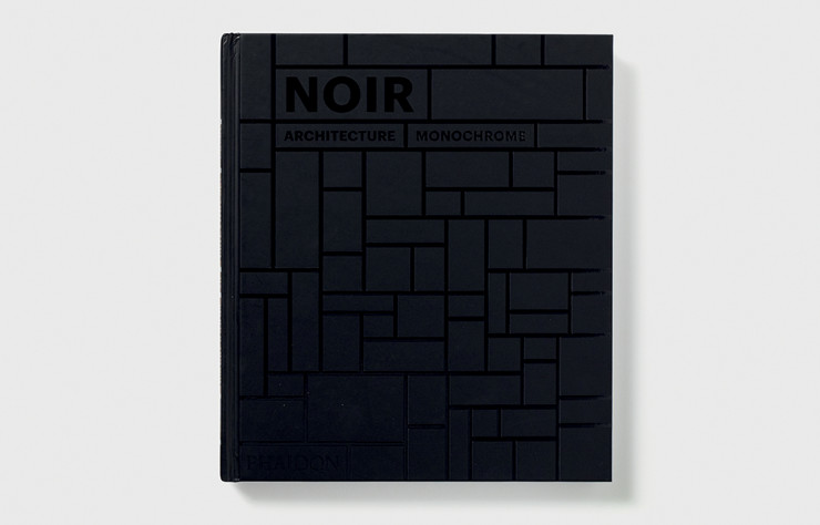 « Noir, architecture monochrome », collectif, Phaidon, 175 p., 39,95 €.