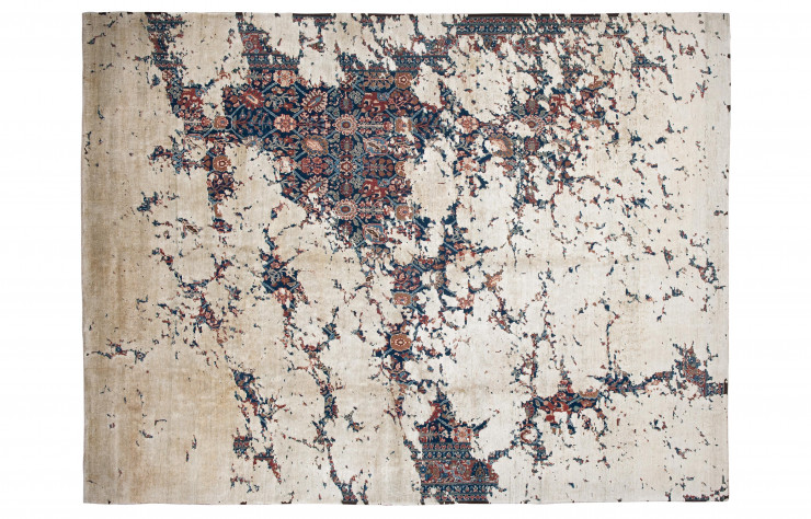 Collection « Erased Heritage », modèle « Tabriz Canal Aerial ».