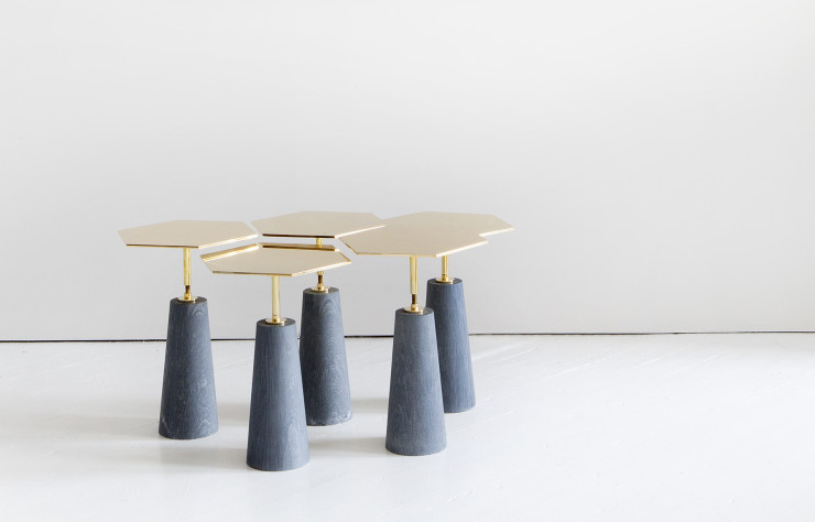 Tables d'appoint « Hawley ».