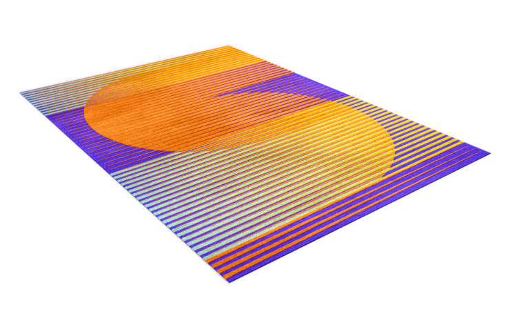 Tapis Transitions de Labvert (Geba Carpets).