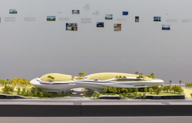 Lucas Museum of Narrative Art, Los Angeles, USA (inauguration prévue en 2021).