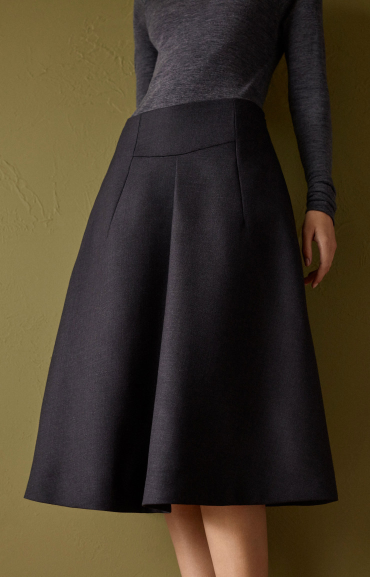 The Understated skirt.