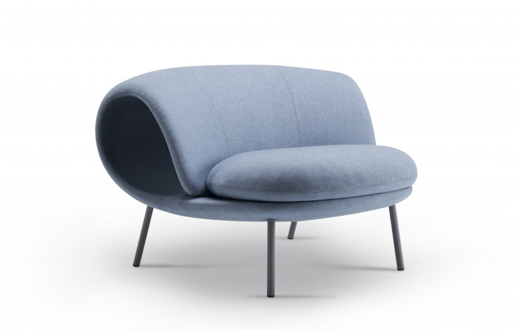 Fauteuil Maki (Offecct).