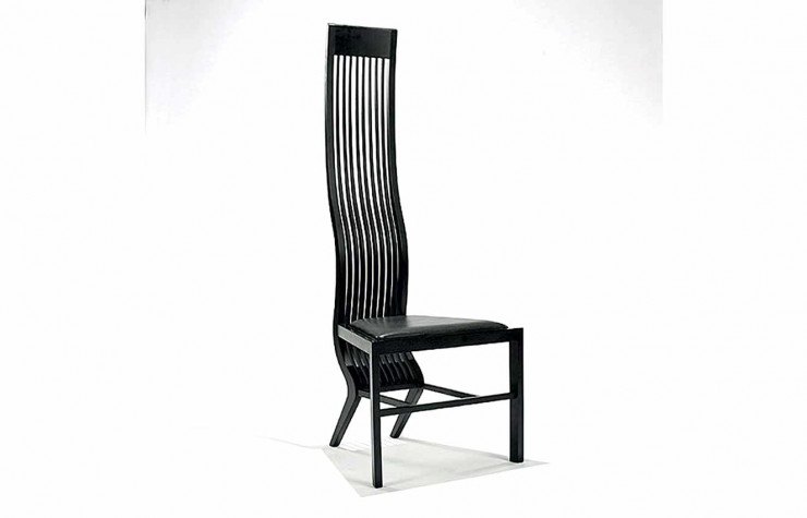 La Marylin Chair d'Arata Isozaki (1972).