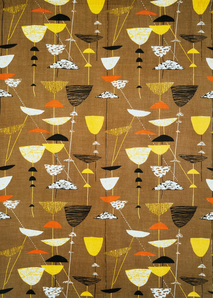 Motif Calyx de Lucienne Day.
