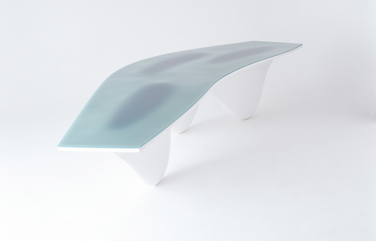 Aqua Table (2005, Established & Sons).