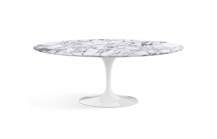 Table Tulipe d'Eero Saarinen, 1955 (Knoll).
