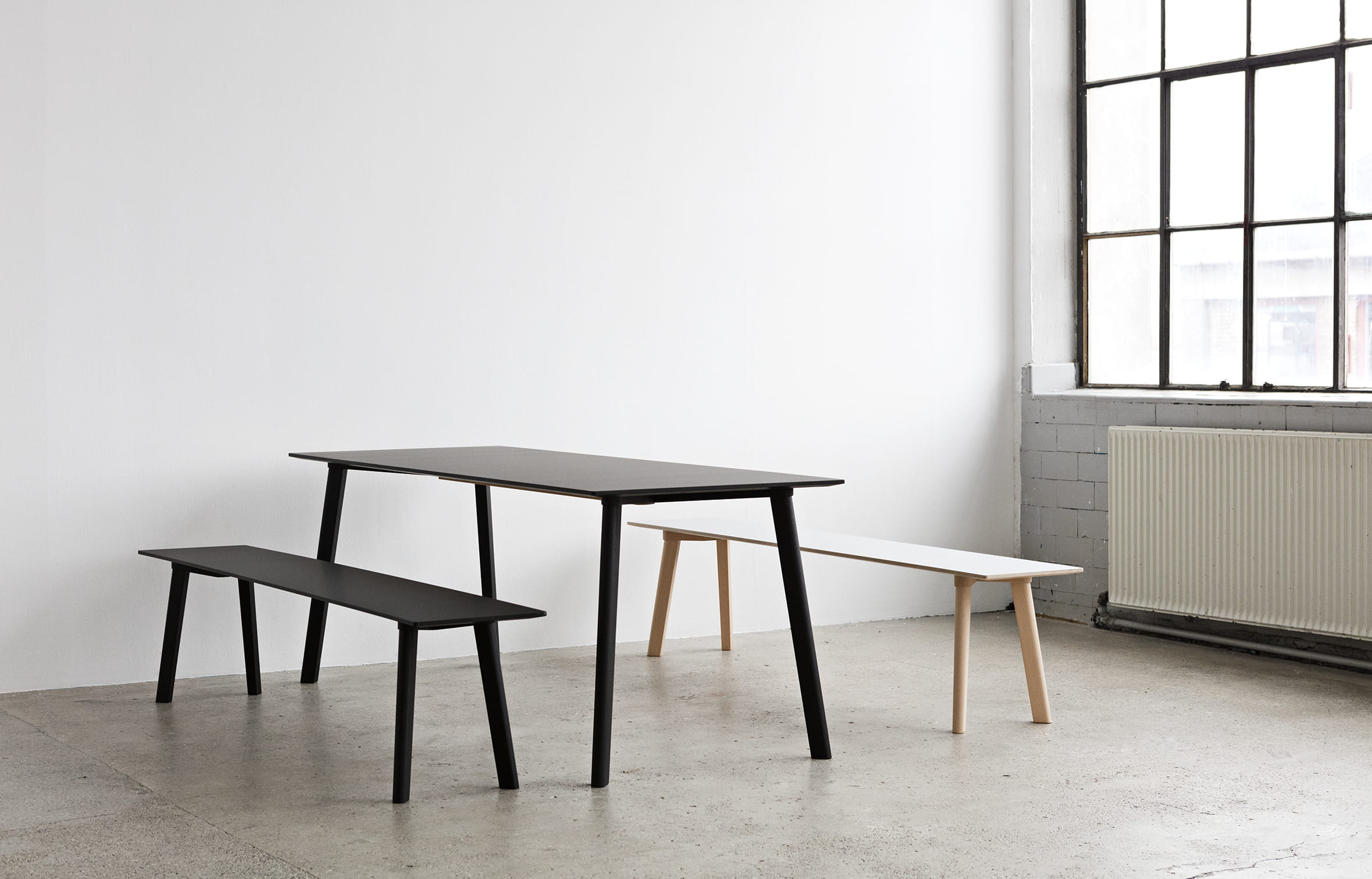 les bouroullec designers stars chez hay. Black Bedroom Furniture Sets. Home Design Ideas