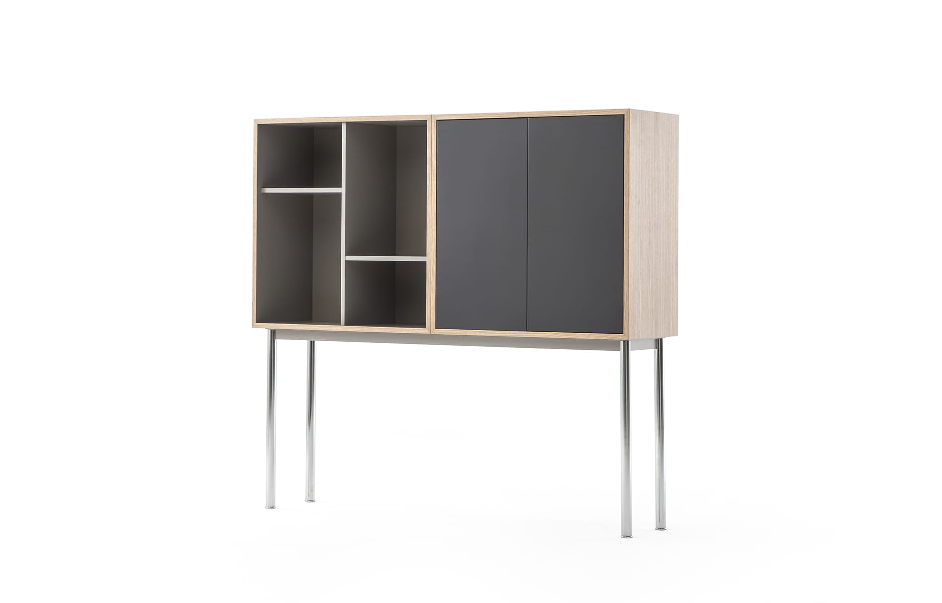 coup de jeune pour le casier standard de le corbusier ideat. Black Bedroom Furniture Sets. Home Design Ideas
