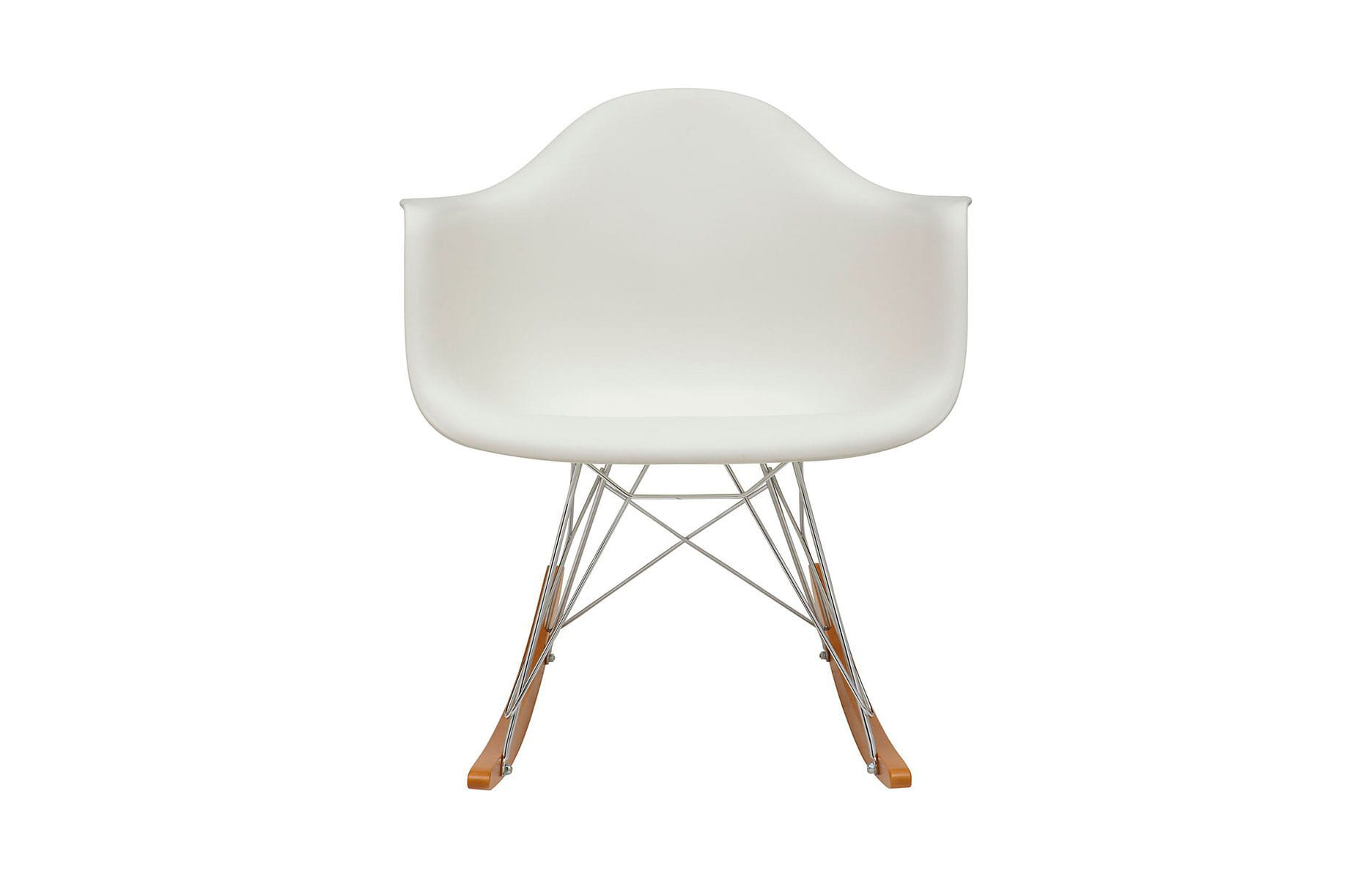 Le rocking chair le on de chaise bascule for Chaise bascule eames rar